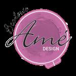 logo transparent - Broderie Amé Design