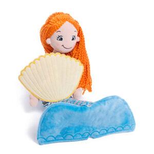 arielle la poupée- Broderie Amé Design