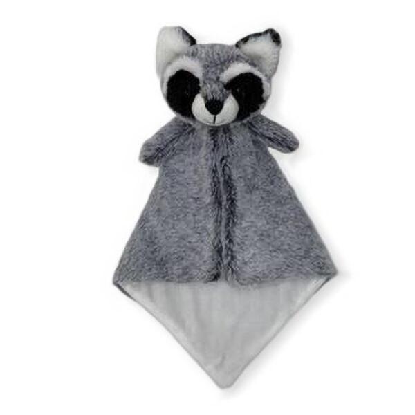 Meeko le raton-laveur - doudou à broder et personnaliser   Broderie Amé Design