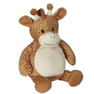 Gigi - girafe peluche à broder et personnaliser - Boutique | Broderie Amé Design