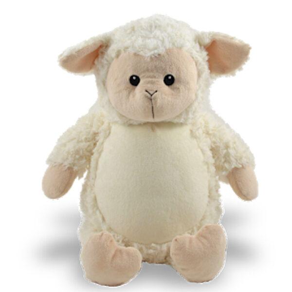 Rikiki - mouton peluche à broder et personnaliser - Boutique | Broderie Amé Design