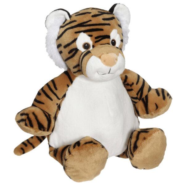 Tigrou - tigre peluche à broder et personnaliser - Boutique | Broderie Amé Design