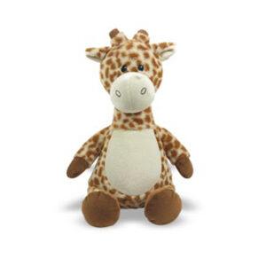 Zarafa - girafe peluche à broder et personnaliser - Boutique | Broderie Amé Design