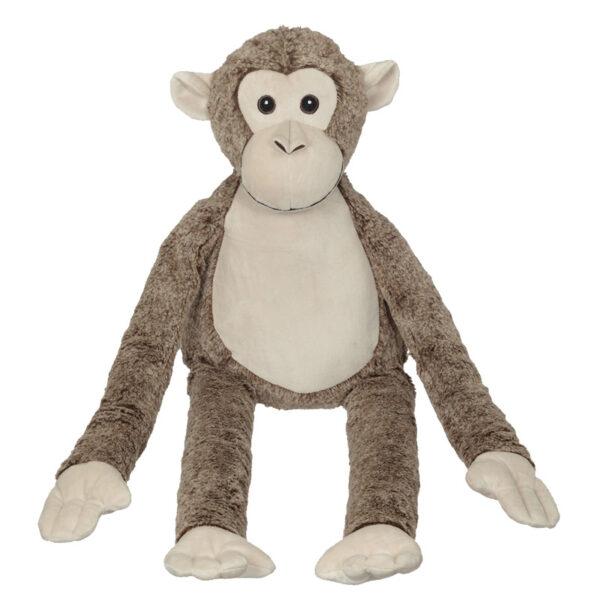 Abu le singe - peluche à broder et personnaliser | Broderie Amé Design
