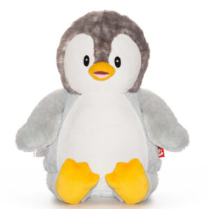 Happy le Pingouin - peluche à broder et personnaliser | Broderie Amé Design