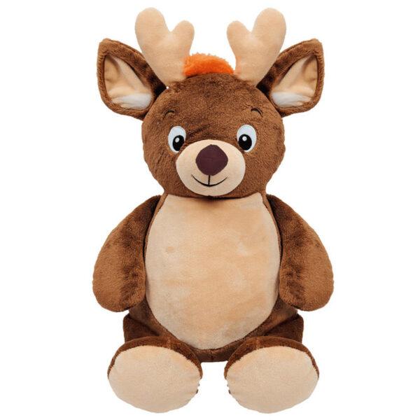 Mini-Deer le chevreuil - peluche à broder et personnaliser | Broderie Amé Design