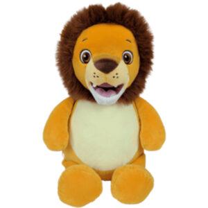 Scar le Lion - peluche à broder et personnaliser | Broderie Amé Design