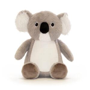 Sidney le koala | Peluche à broder et personnaliser | Broderie Amé Design
