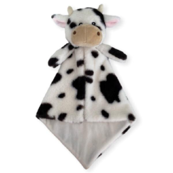 Grace la vache - petite doudou à broder et personnaliser | Broderie Amé Design