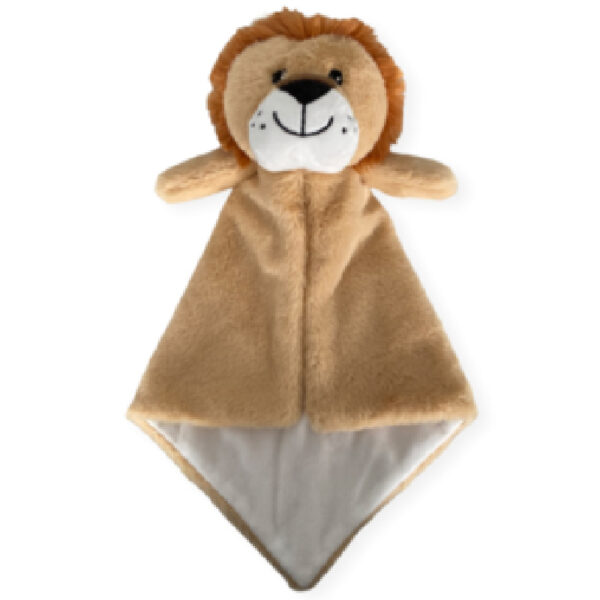 Griffon le lion - petite doudou à broder et personnaliser | Broderie Amé Design